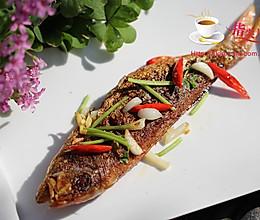 【膳食】香煎红杉鱼的做法