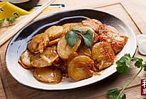 小羽私厨之素锅包肉的做法