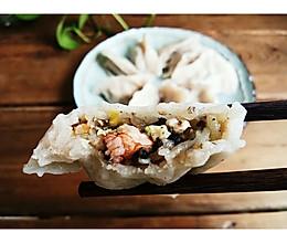 萝卜虾仁饺子的做法