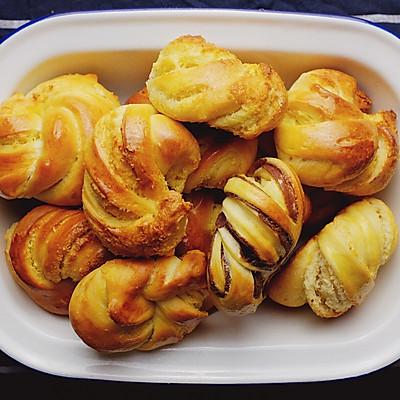 香甜椰蓉包(豆沙包)
