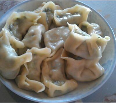 【懒人也想吃水饺】西葫芦鸡蛋虾米水饺