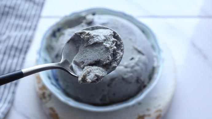 低脂低卡素食冰淇淋