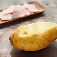 日食记丨千层风琴土豆的做法图解1