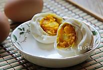 【咸鸡蛋】用鸡蛋也能腌金黄流油的咸蛋的做法