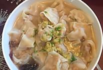 香菇猪肉虾仁三鲜馄饨的做法