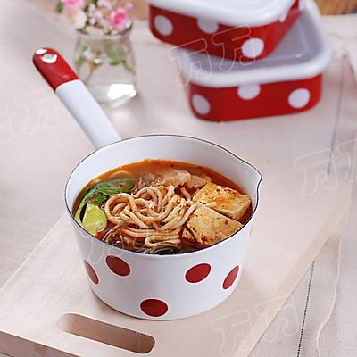 泡菜火锅面