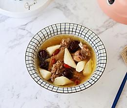 #我们约饭吧#山药红枣鸭汤的做法
