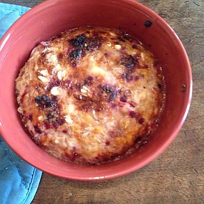 减肥快手早餐—烤燕麦