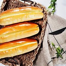 【溏心维也纳面包】冰着更好吃的面包