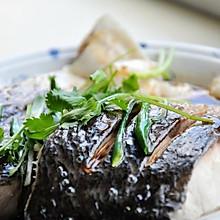 最简单易学的做鱼法——葱油鱼