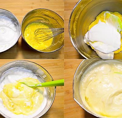 肉松拔丝蛋糕的做法 步骤7