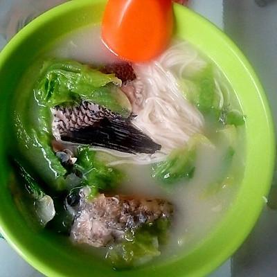月子 黑鱼汤