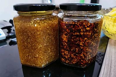 金汤蒜油的做法