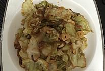 开阳白菜炒粉的做法