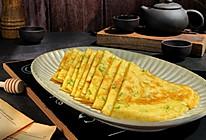 十分钟早餐/葱花鸡蛋饼的做法
