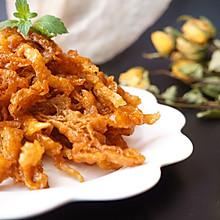 天津传统菜—糖醋面筋