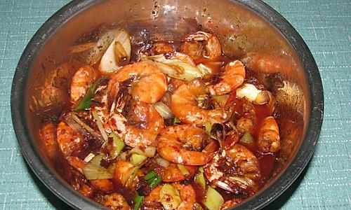 家乡版——油焖大虾的做法