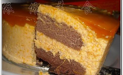 南瓜慕斯蛋糕的做法