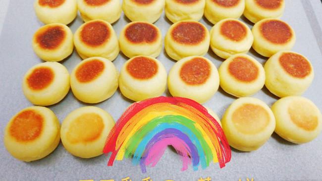 山药小饼ଘ(੭ˊᵕˋ)੭*松软养胃的做法