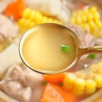山药玉米猪骨汤的做法图解11