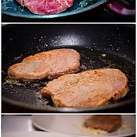 自制黑椒牛排的做法图解4