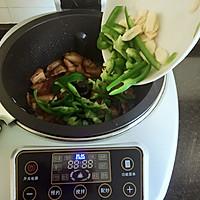 青椒肉片的做法图解11