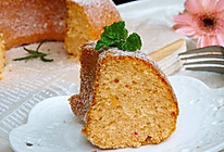 #520,美食撩动TA的心!#草莓味海绵蛋糕的做法