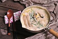 冬日豆浆暖锅的做法