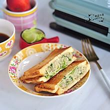 煎饺三明夹