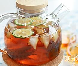 夏天一定不能错过水果茶,清爽酸甜的养颜茶。的做法