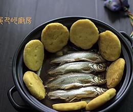 美味的【小杂鱼泡饼】 的做法