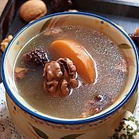 核桃雪梨汤 - 健脑的滋补汤水的做法图解10