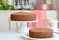 黑米粉戚风蛋糕的做法