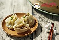 肉末香菇烧麦(饺子皮版)的做法