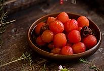解腻小食—话梅渍小西红柿的做法