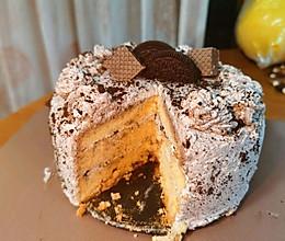 奥利奥咸奶油蛋糕的做法