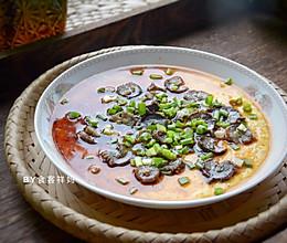 #快手又营养,我家的冬日必备菜品#超级简单的海参蒸蛋的做法