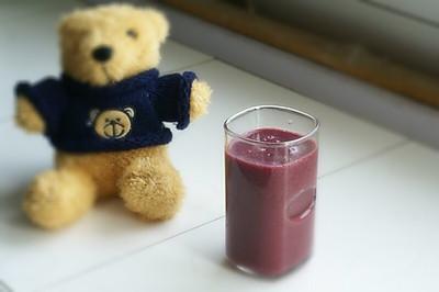 浓纯葡萄汁