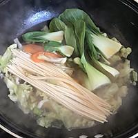 #百梦多圆梦季#咖喱蔬菜面的做法图解6