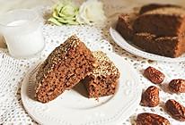 古早味枣糕 桃仁提子中式软嫩蛋糕#每道菜都是一台食光机#的做法
