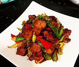 #营养小食光#农家小炒肉#香辣过瘾超下饭的做法