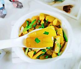 #合理膳食 营养健康进家庭#家常菜~焖节瓜的做法
