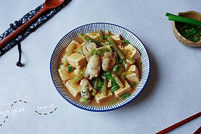菜豆烧油蚝蛎海