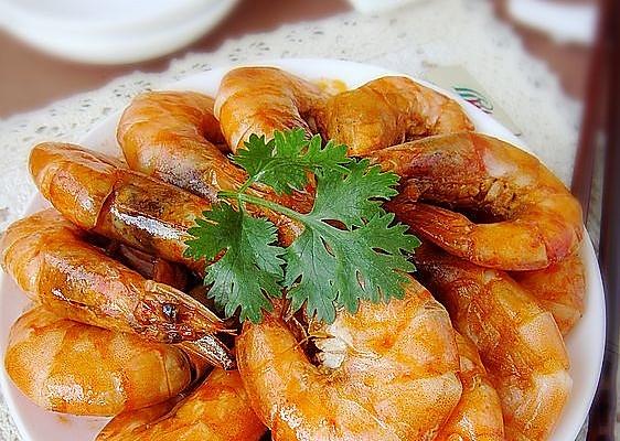 五分钟快手宴客菜---花雕酒醉虾的做法