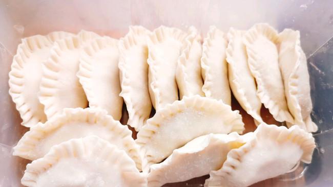 #换着花样吃早餐#白菜饺子的做法