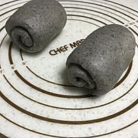 黑芝麻吐司的做法图解9