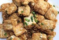 香口金沙豆腐的做法