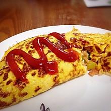 【分分钟正餐】蛋包饭
