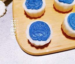【冰皮月饼】张大嘴巴的蓝胖子的做法