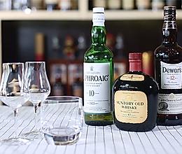 威士忌的四种经典喝法的做法